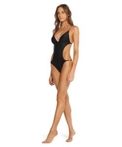 ViX Swimwear Black Laura Swimsuit One Piece