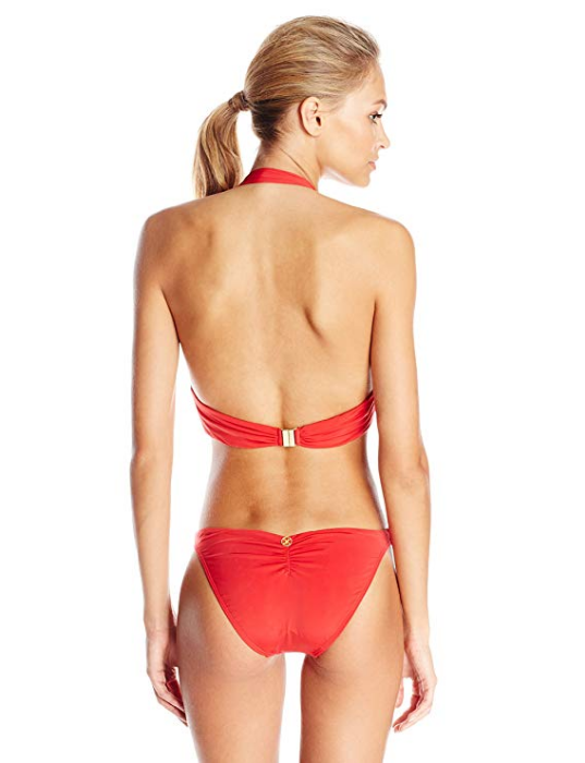 One Piece Swimsuit Red - ViX Swimwear
